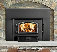 4100i Wood Burning Fireplace Insert Quadra Fire