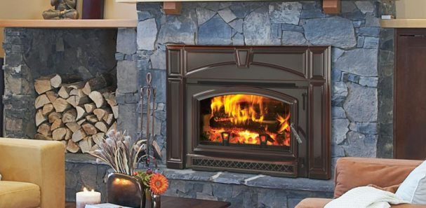 Voyageur Wood Burning Fireplace Insert Named To Top 100