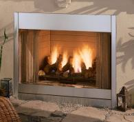Al Fresco Gas Fireplace