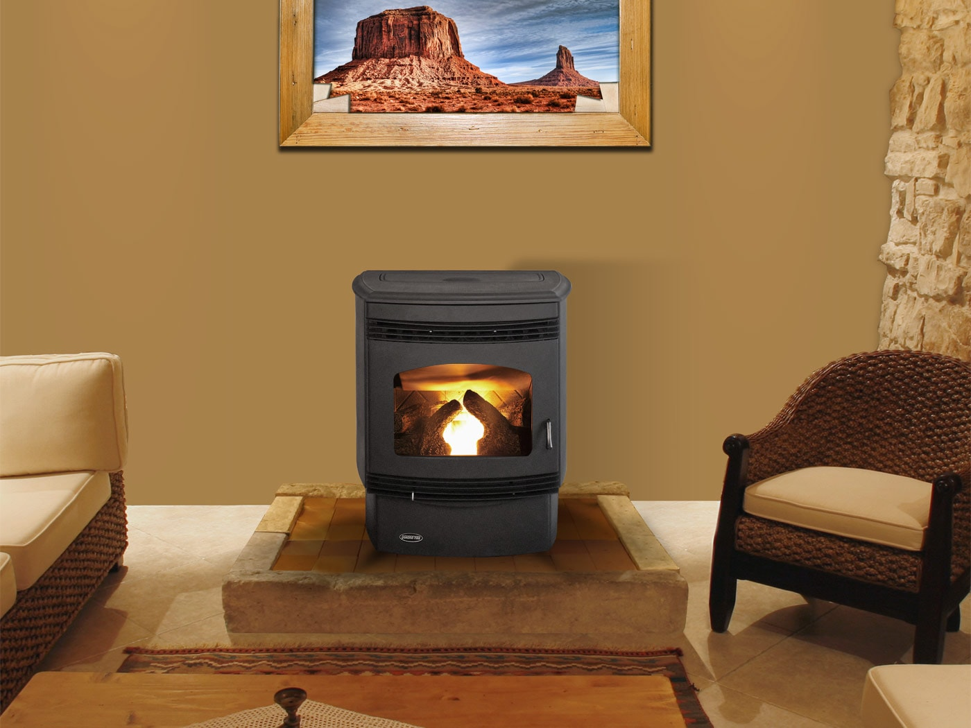Fireplace Amp Stove Designs Amp Idea Gallery Quadra Fire
