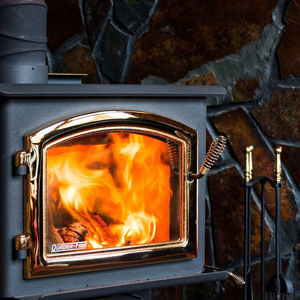 Quadra-Fire Wood Stove