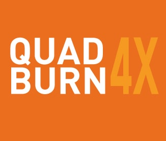 Quadra-Fire® Four-Point Burn System