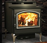 5700 Step Top AU Wood Stove