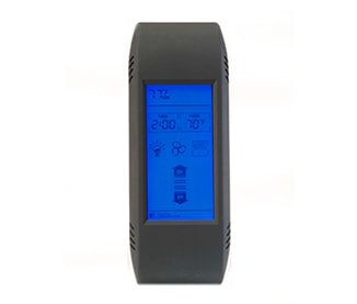 Touchscreen Remote for use with standing pilot model