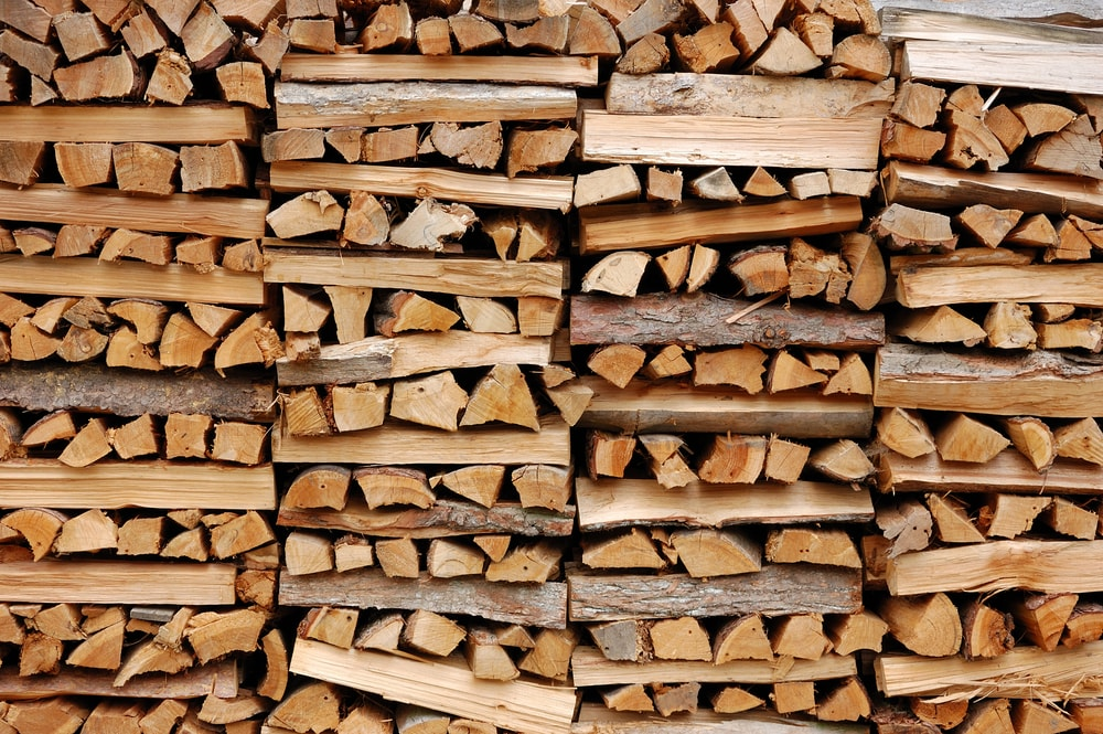 How To Stack Firewood Tips From Fireplace Professionals Quadra