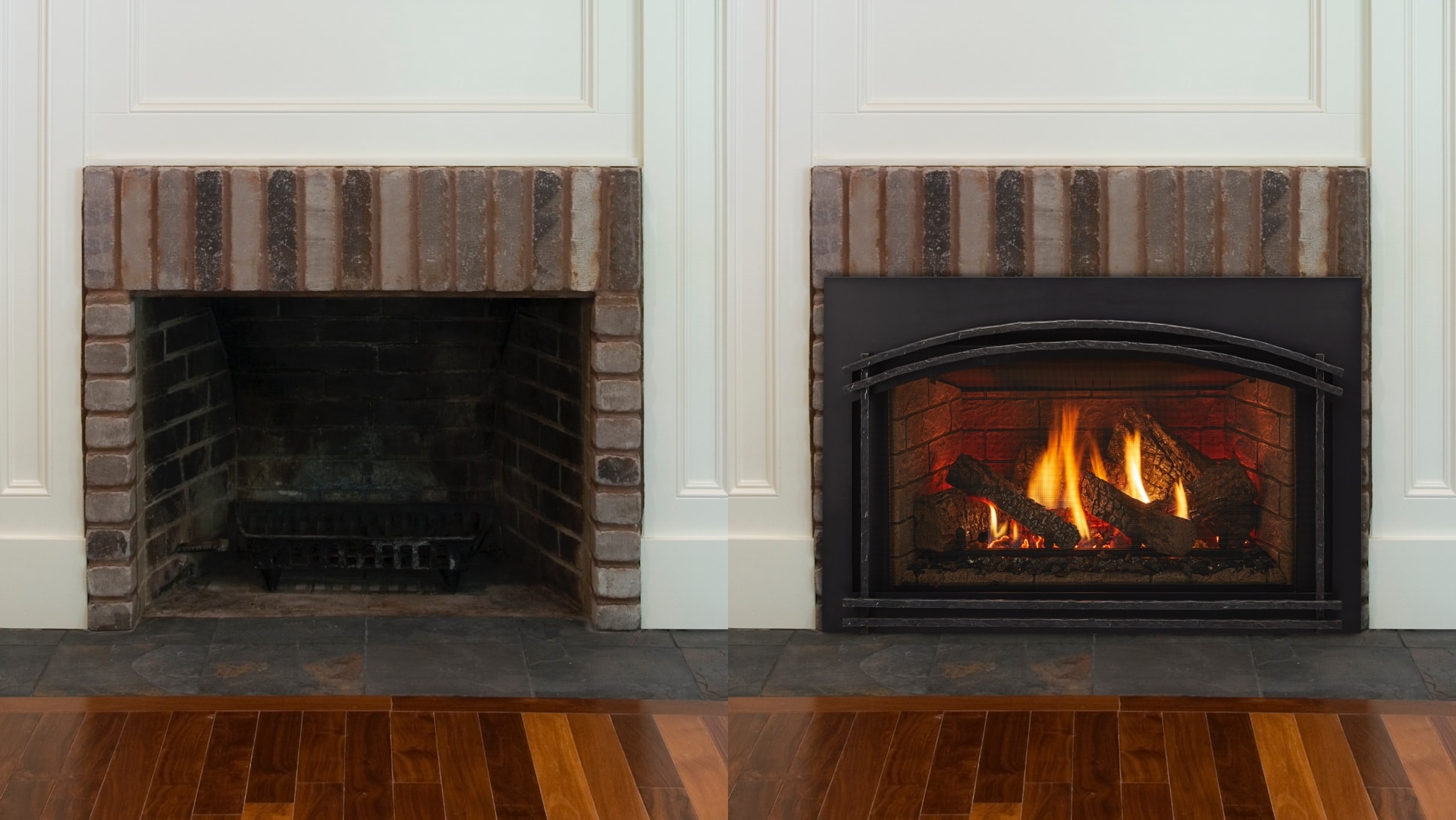 Gas Fireplace Inserts Quadra Fire