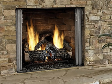 Carolina Gas Fireplace Quadra Fire