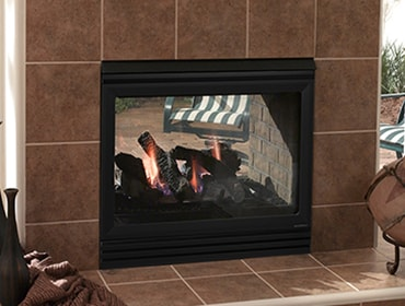 Twilight II Gas Fireplace