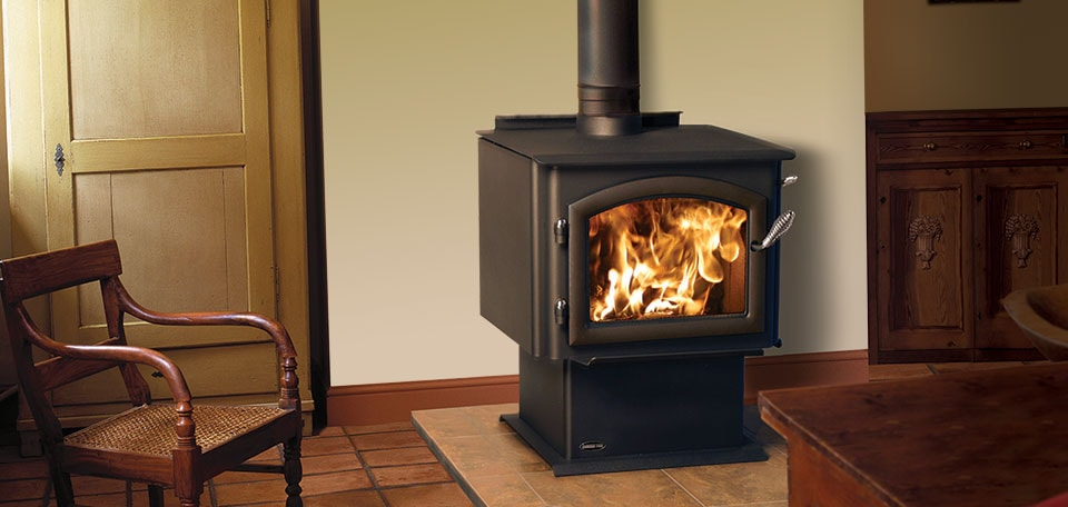 3100 Millennium Wood Burning Stove Quadra Fire