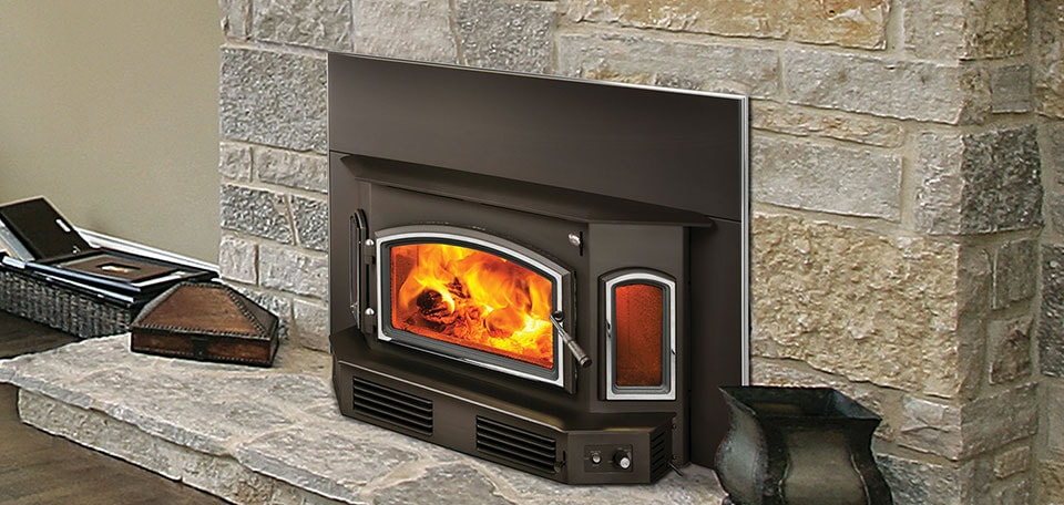 5100i Wood Burning Fireplace Insert Quadra Fire