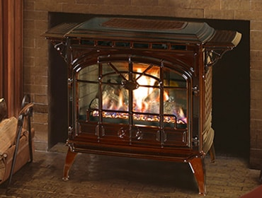 Topaz Gas Stove Quadra Fire