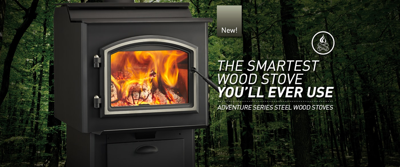 Quadra Fire Fireplaces Stoves And Inserts Wood Stove Thermostat Wiring Diagram Adventure Ii