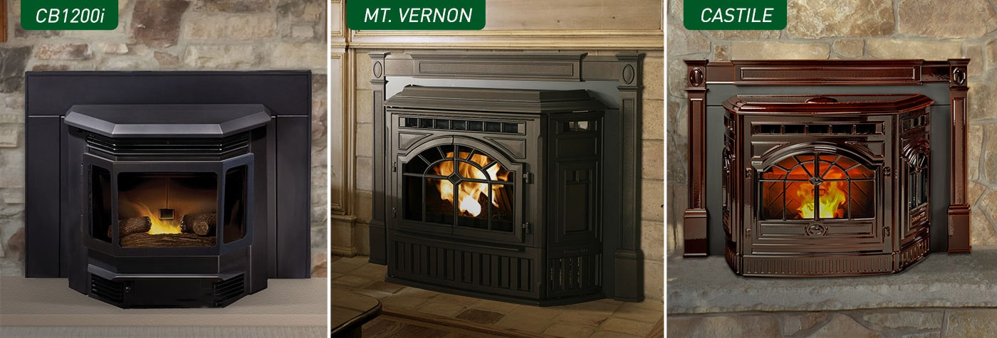 Fireplace Insert Buying Guide