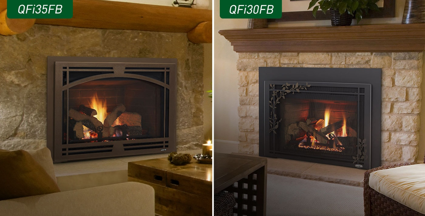 What accessories for the fireplace to choose 70