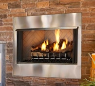 Outdoor Lifestyles Villa Gas Fireplace