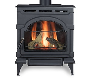 Oxford Gas Direct Vent Stove