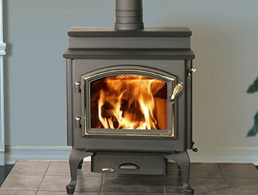 4300 Step Top Wood Stove