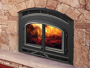 7100 Wood Fireplace - 2019 Model Close Out – While Supplies Last