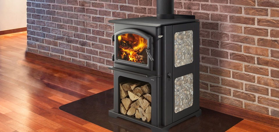 Discovery I Wood Stove