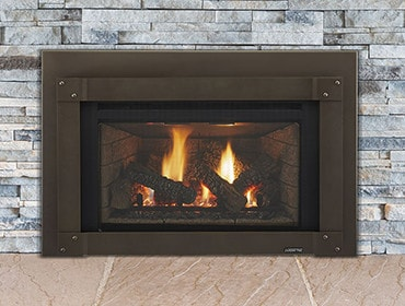 Excursion Series Gas Fireplace Insert