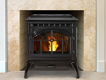 Mt. Vernon AE Pellet Stove - 2018 Model Close Out – While Supplies Last