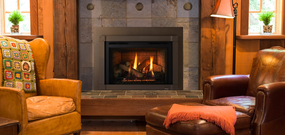 QFI30FB Gas Fireplace Insert